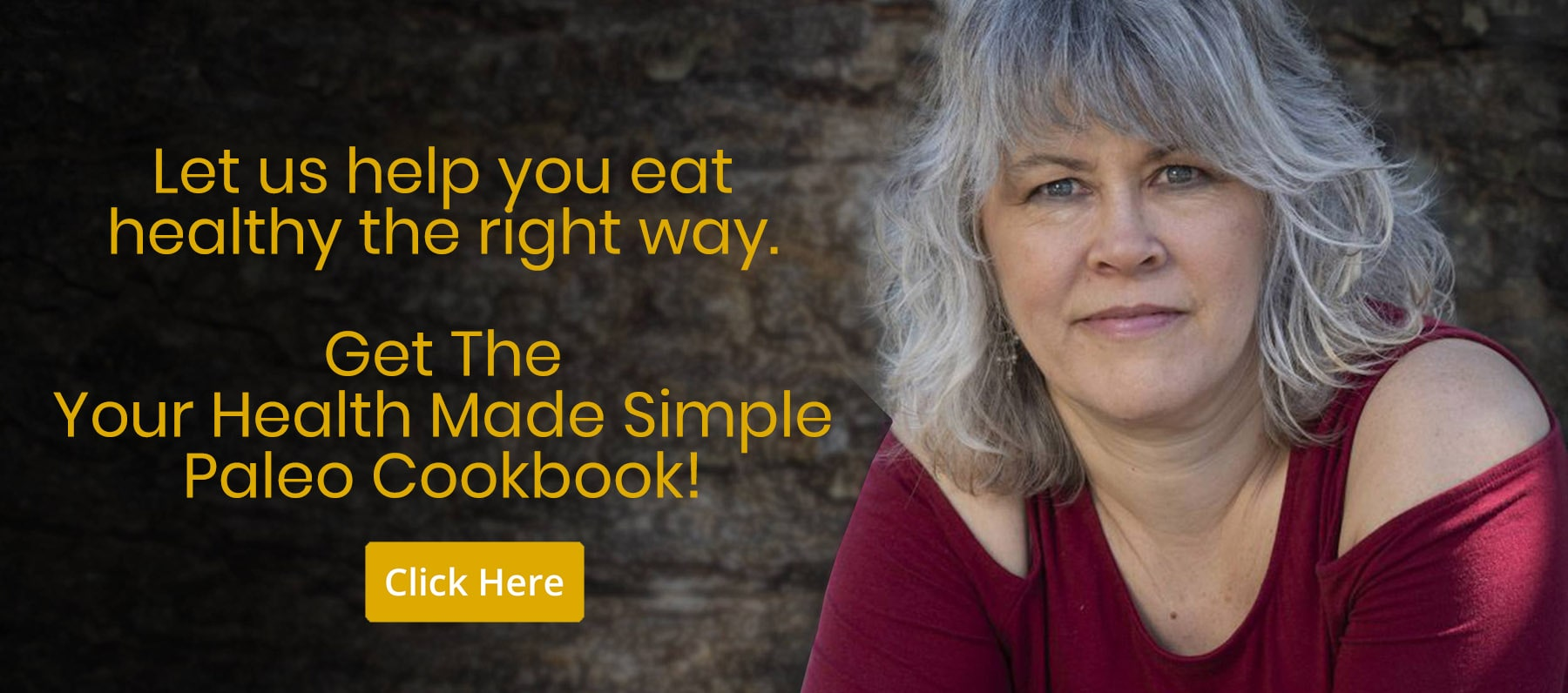 Get The Your Health Made Simple Paleo Cookbook!